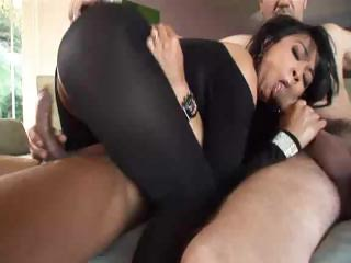 Mika Tan Handes Two Rods