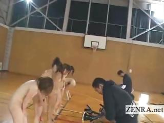 Group Japanese Teens Have A..